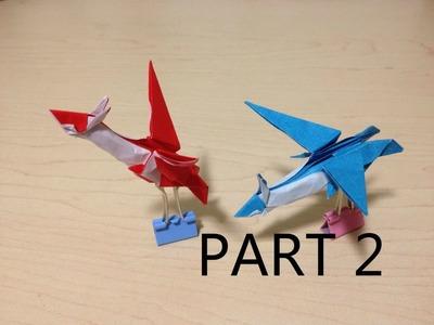 Tutorial - Origami Latios.Latias (Part 2)