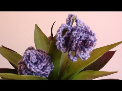 3D Crochet Flower - 3D Crochet Flower Tutorial