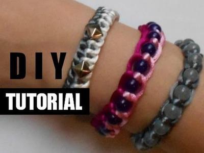 Armbandjes Maken Lustechniek DIY Tutorial