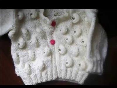 Baby Pullover Stricken*Tutorial Handarbeit*Teil 1*Baby Sweater Knitting