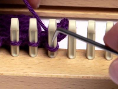 Basic Bind Off for Single Knitting
