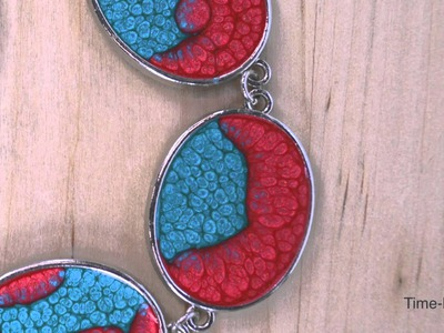 Bezel Effects Video Tutorial for Resin Jewelry