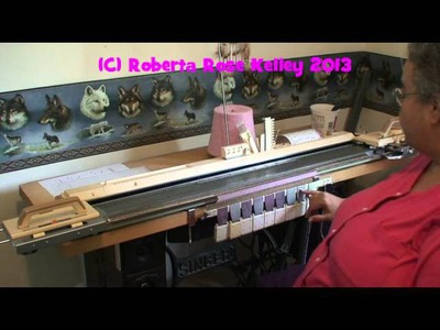 Brother Knitting Machine Lace Carriage