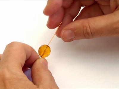 CATENE microball, lavorazioni - tutorial - IMPARAL'ARTE di FANTASY CRAFT
