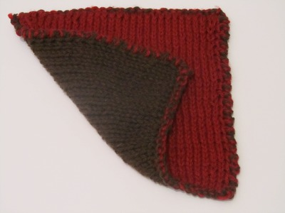 Colorwork: Double Knitting Tutorial