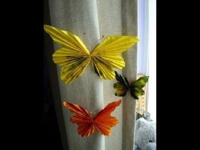 Craft ideas: Spring Butterflies