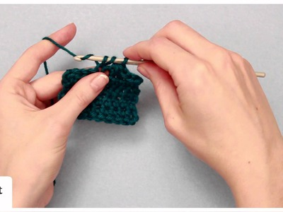 half double crochet stitch instructions