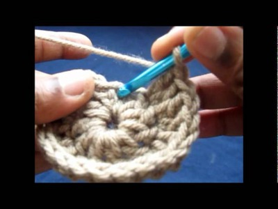 Crochet Tutorial How to Crochet a Straight Seam