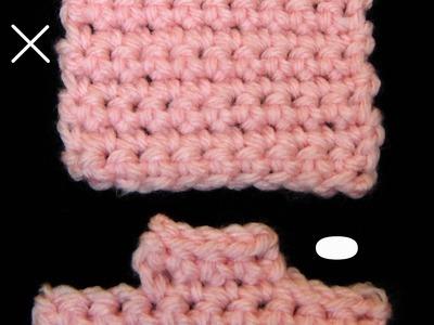 Curso Básico Crochet : Punto Bajo y Punto Deslizado