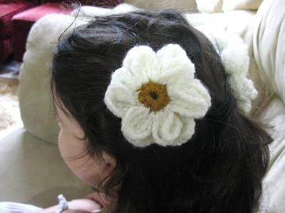 Daisy Flower - Crochet Tutorial