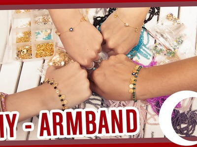 DIY Armband Tutorial - Istanbul