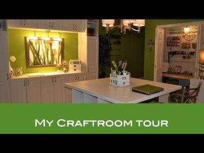DIY-CRAFT ROOM TOUR
