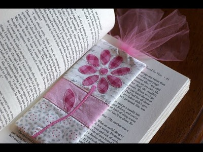DIY Fabric Bookmark Tutorial- SLICE Digital Fabric Cutter