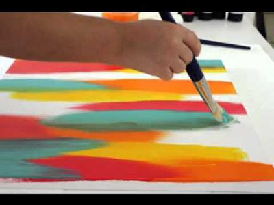 DIY projects ideas for canvas painting
