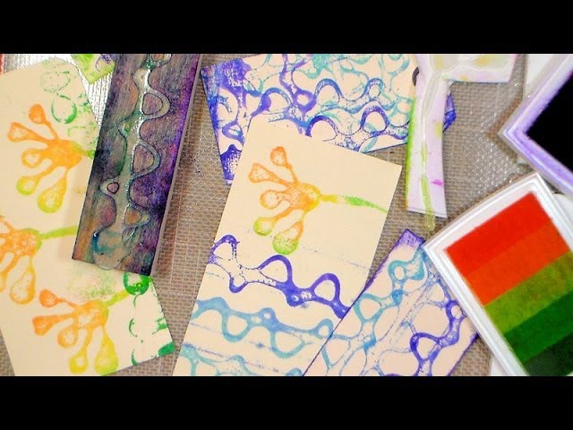 DIY Stamps with Hot Glue! {Cool or Craft Fail?}