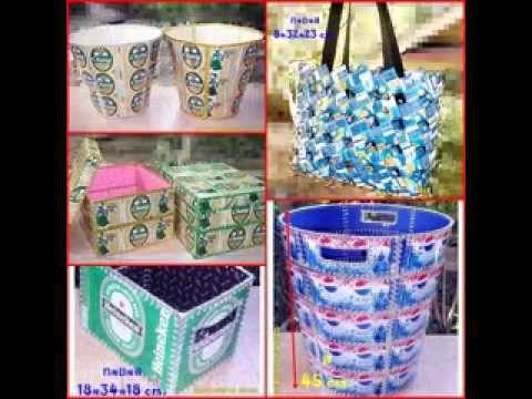 diy waste material craft projects ideas On hand made craft from waste material