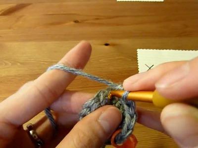 あみぐるみの編み方 増し目 基礎 How to crochet Amigurumi