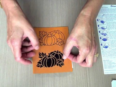 Elizabeth Craft Designs - How to use Transfer Sheets