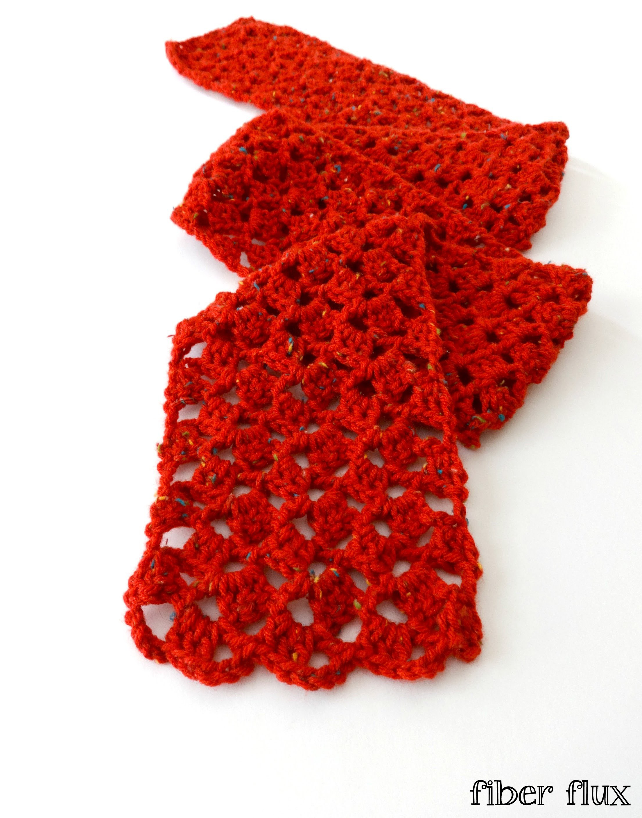 Episode 162: How To Crochet the Love Notes Scarf
