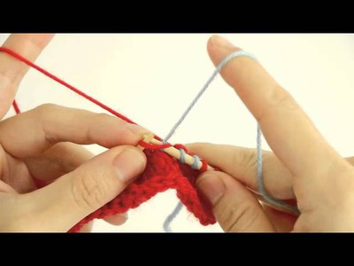 Episode 6.1: How to Knit Fair Isle with Two Hands - Tips for a Tidy Fair Isle Knitting