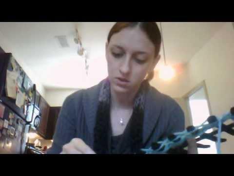 Finger Knitting on Steroids DIY
