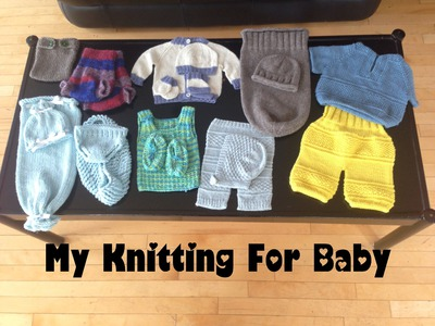Free Baby Knitting Patterns; Wool Soaker, Clothing, and Newborn Photo Props
