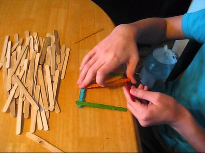 How To Build Fun Popsicle Stick Hand Grenades Craft