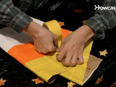 How to Craft a Duct Tape Halloween Bag
