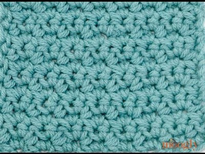 How to Crochet: The Grit Stitch