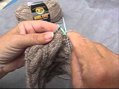 How to Do Cable Knitting