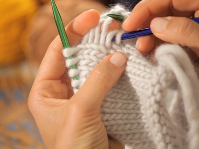 How to Fix Mistakes | Circular Knitting
