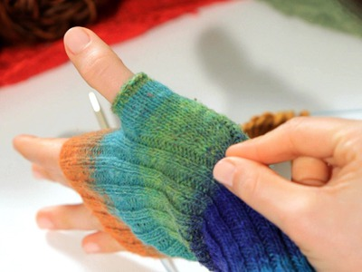 How to Increase a Stitch | Knitting
