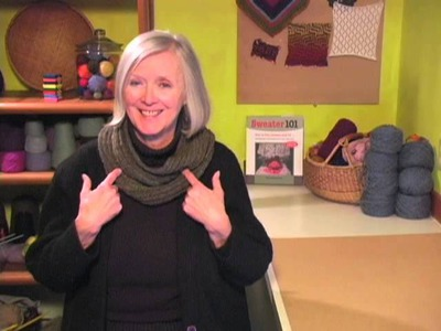 How to Knit a Sweater Part 5: Front Neck Shaping