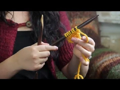 How to Knit Kids' Scarves : Knitting Tips
