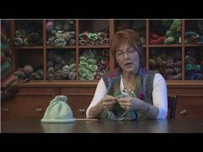 How to Knit : Knitting a Hat
