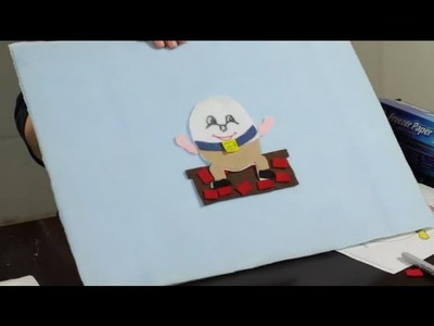 How to Make a Storyboard With Flannel & Felt : Felt Craft Projects