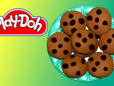 How to make  Chocolate Chips out of Play Doh