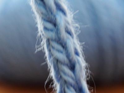 I Chord - Knitting - Kordel gestrickt - Tutorial