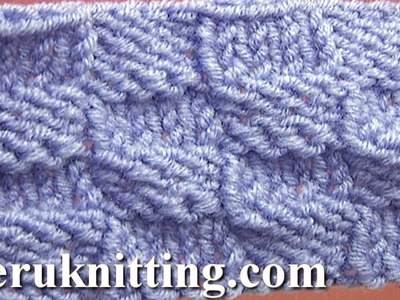 Knitted Checkerboard Stitch Pattern Tutorial 8 Easy Knitting Stitch Patterns