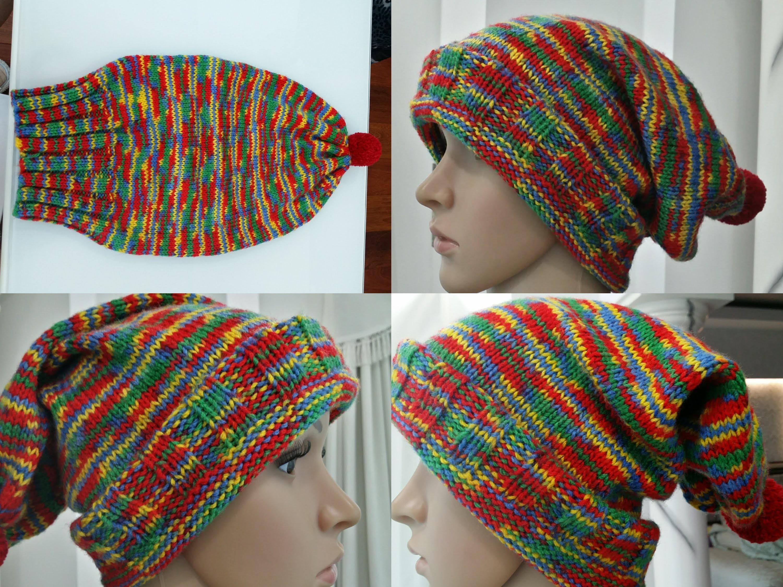 Knitting Beanie Hat