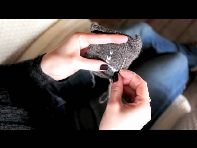 Knitting Tips from Toft Alpacas: How to swiss darn
