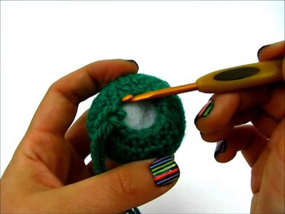 Learn how to crochet Amigurumi - Lesson 1 2.2