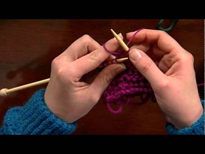 Learn to knit loops with Eunny Jang from Knitting Daily TV, Episode 707