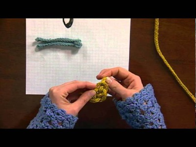 Quick Tip: Knitted Closures with Eunny Jang, from Knitting Daily TV Episode 711