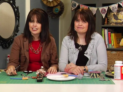The DIY Dish Season2 Episode 2 - Make Jewelry Holders - 2 minute craft countdown