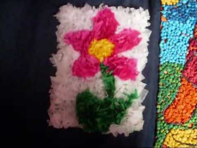 Tissue Paper Craft Tutorial (ECMP 355 Final Project)