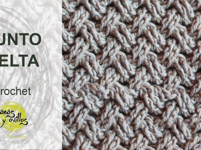 Tutorial Punto Celta Crochet o Ganchillo