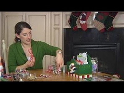 Christmas Crafts for Kids : Candy Cane Crafts for Kids