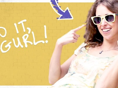 DIY Custom Sunglasses - Do It, Gurl