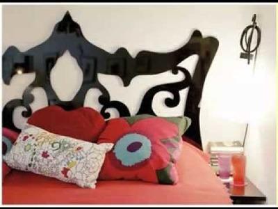 DIY headboard ideas for queen beds